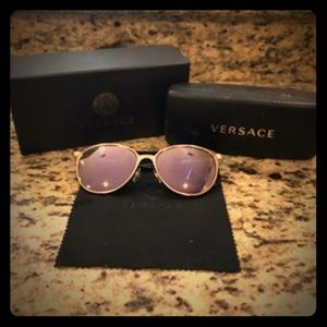 Limited edition Versace sunglasses